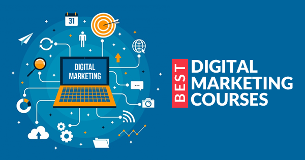 Top 4 Digital Marketing Courses